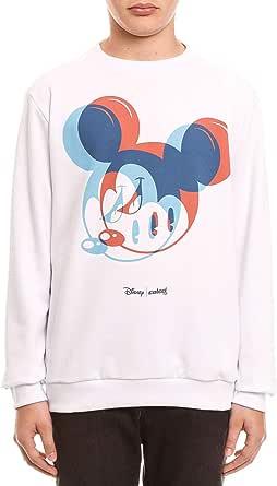 Blusa de moletom Disney: Mickey Colors, Colcci Fun, Meninos