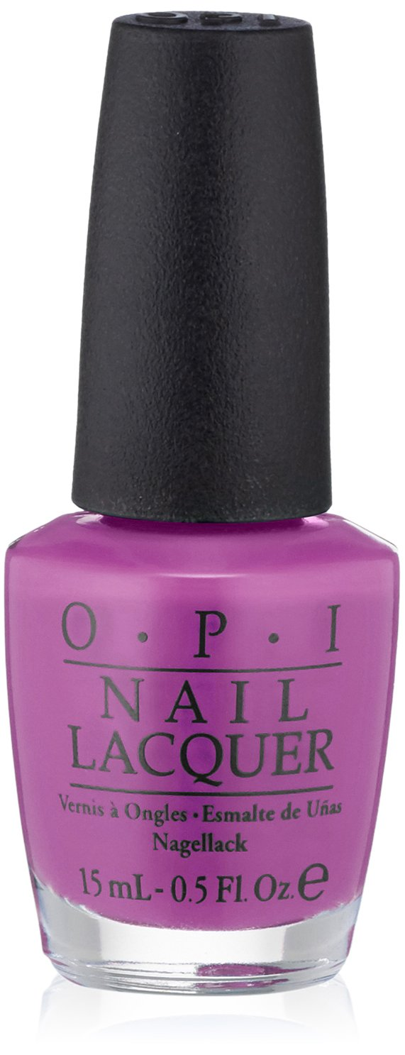 Amazon.com: OPI Brights Nail Lacquer, Purple with a Purpose: Luxury ...