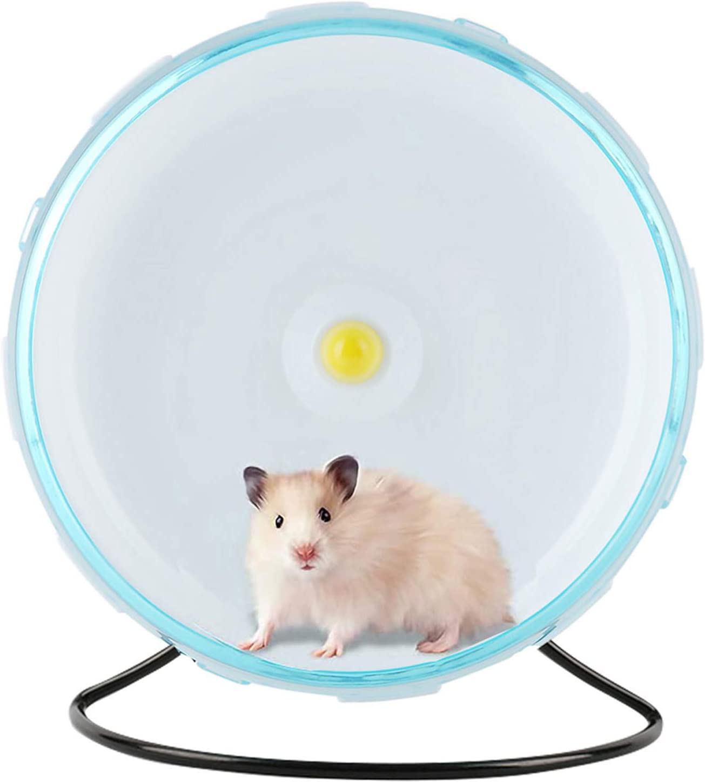 Felenny Hamster Loopwiel Huisdier Muis Silent Running Spinner Oefenwiel Speelgoed Huisdier Oefening Trainingsbenodigdheden Geschikt voor Knaagdieren Muizen Andere Kleine dieren
