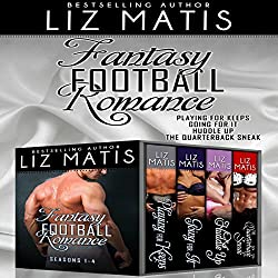 Fantasy Football Romance - Box Set: Seasons 1-4