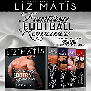 Fantasy Football Romance - Box Set: Seasons 1-4 Audiobook