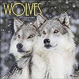 TF Publishing 171012 Wall Calendar 2017, Wolves