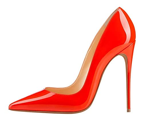 ad235ab4191 Mermaid Women's Shoes Pointed Toe Stiletto High Heel Pumps
