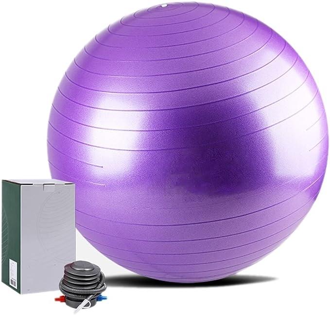 Amazon.com: W-z-z Exercise Ball Sports Yoga Ball Bola ...
