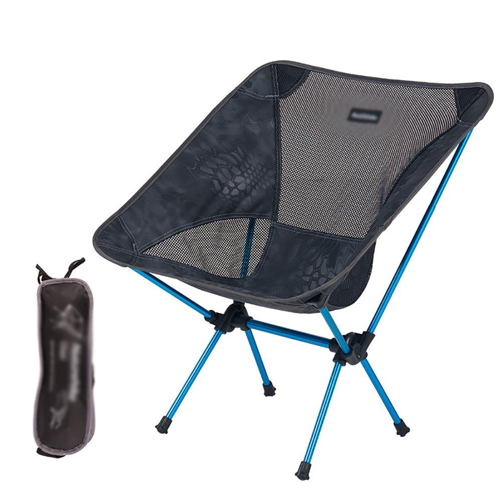 屋外ポータブル折りたたみチェアキャンプ用ビーチラウンジチェア超軽量ラウンジチェア背もたれ釣りチェア (色 : Style3) B07DN3S4PJ Style3 Style3