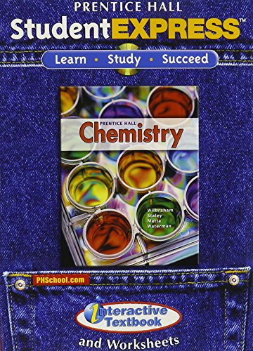 Student Express for Prentice Hall Chemistry (Interactive Textbook plus ChemASAP)