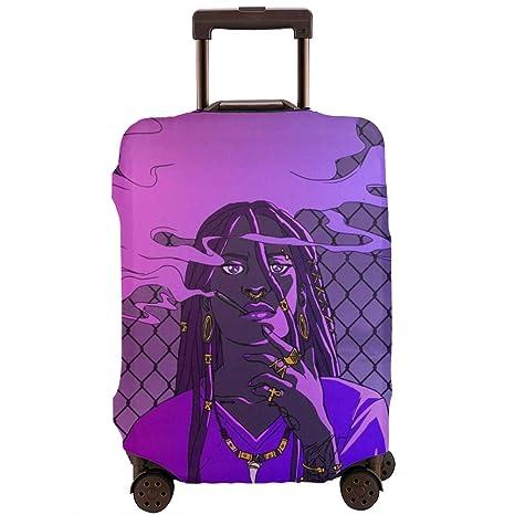 b186641bc18d Amazon.com | Travel Luggage Protector, Washable Elasticity Zipper ...