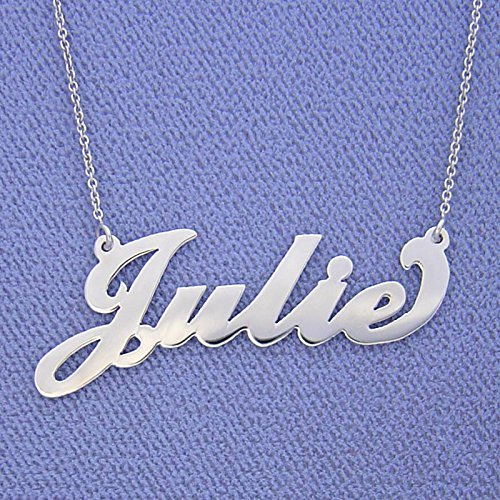 script-name-necklace-solid-10k-white-gold-personalized-custom-made-monogrammed-nameplate-chain