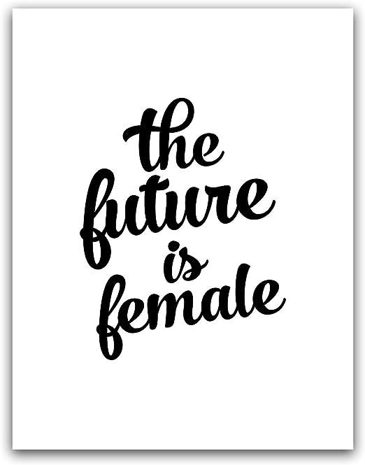 Female Decor Feminist Quotes Girl Power Poster Spice Girl