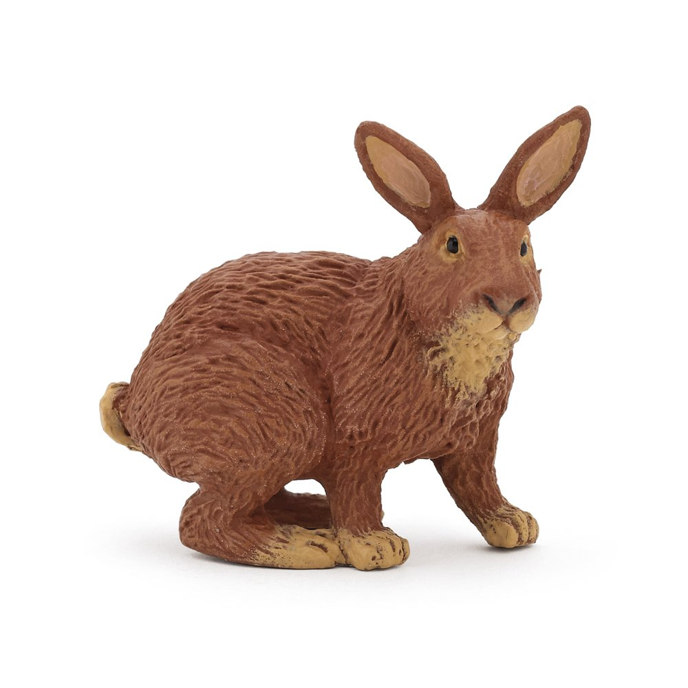 KG 51049 Papo Brown Rabbit Figure C /& J Direct GmbH /& Co