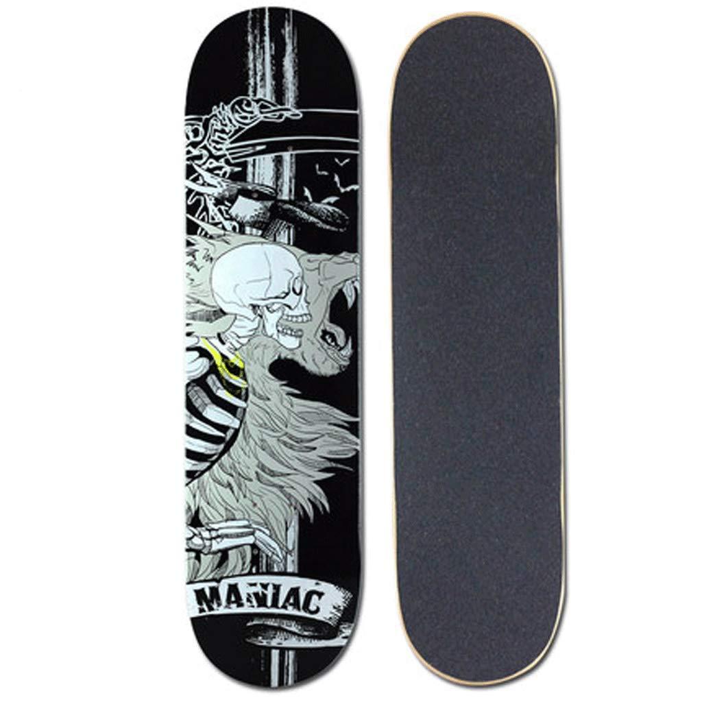 即納!最大半額! ショートボードバイラテラル傾斜スケートボード伝統的な四輪スケートボードストリートスケートボード Drawing Drawing) (色 : Drawing) B07L2W1ZN7 B07L2W1ZN7 Drawing, 楽しい晩酌のお手伝いリカーヤマト:ed602f96 --- a0267596.xsph.ru