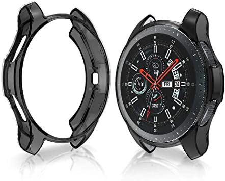 Yayuu Estuche para Samsung Gear S3 Frontier, TPU Suave Resistente ...