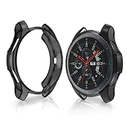 Yayuu Gear S3 Frontier/Classic Correa de Reloj Samsung Galaxy Watch 46mm Banda Pulseras de Repuesto, 22mm Acero Inoxidable Metal Correas Pulsera para ...