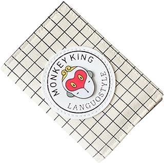 Porte-cartes organisateur de carte de portefeuille, 20 fentes de cartes Blancho Bedding