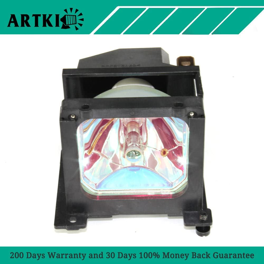 VT40LP Replacement Lamp with Housing for Projector NEC VT440 VT450 VT540 by Artki
