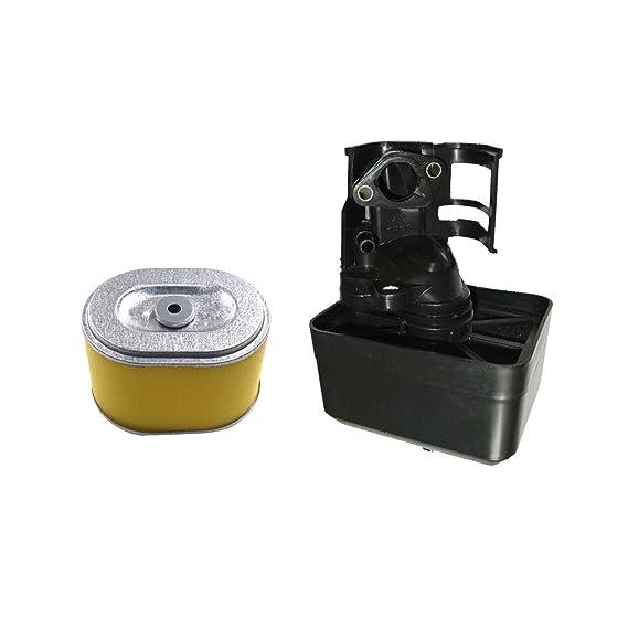 JRL Filtro de aire para Honda Gx200 Gx160 Gx140 5.5hp