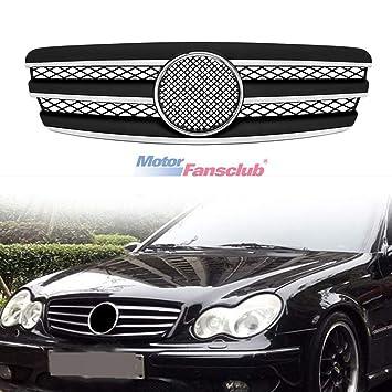 MOTORFANSCLUB - Parrilla para Benz Clase E W211 03-06 (parte ...