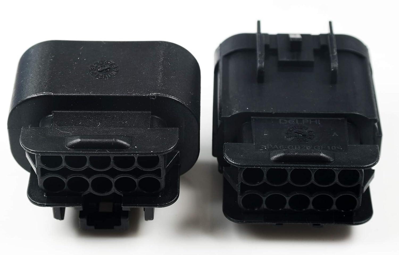 Ford XY GT Bonnet Pin Kit - Falcon XW-XY - Ford