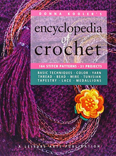 Leisure Arts Encyclopedia of Crochet - Sun Shopping Valley