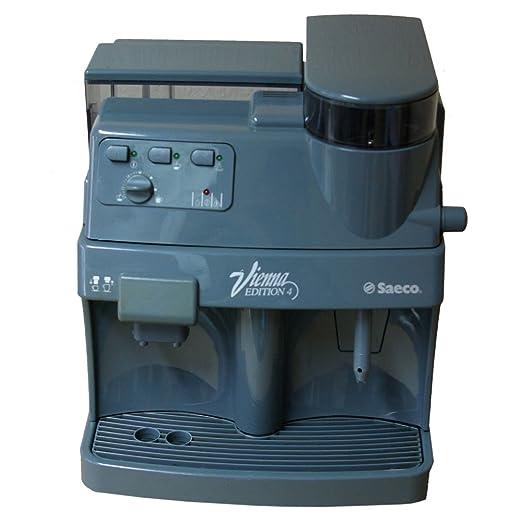 Saeco Vienna Edition 4 cafetera Espresso cafetera automática ...