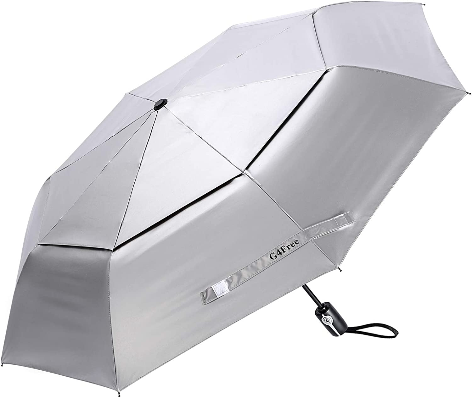 Air Force Sign Darkness Sun Umbrella Parasol UV Protection Auto Open Folding With Sun Protection For Women U.S