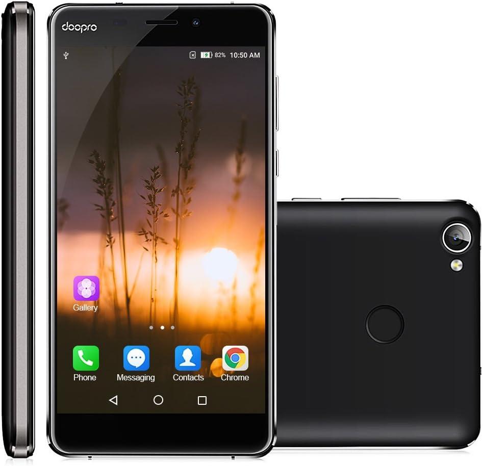 Doopro C1 Pro 4G Smartphone Libre, 5.3 Pulgadas 1280 x 720 Pixel ...