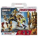 KRE-O Transformer Grimlock Street Attack
