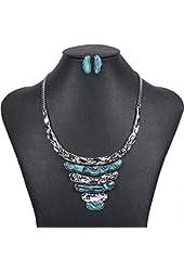 Anitawear Fashion Jewelry Set Quality Necklace Set Wedding Jewelry Party Gifts