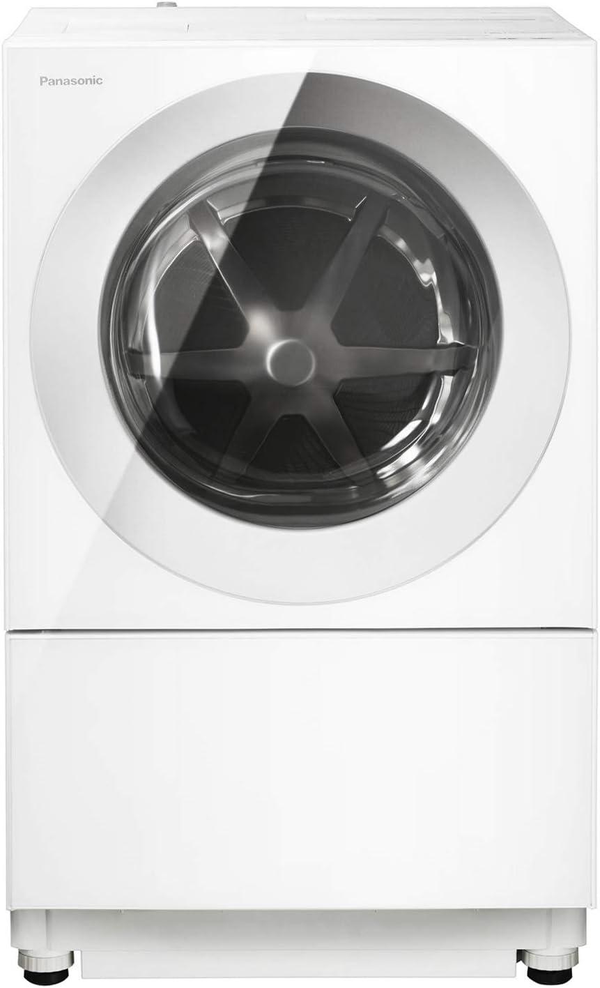 パナソニック ななめドラム洗濯乾燥機 Cuble NA-VG730L-S