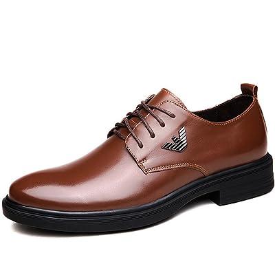 2017 Hommes Chaussures En Cuir Low-Top Outillage Bottes Casual Business Chaussures Respirant Chaussures De Marche 37-44