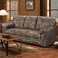 American Furniture Classics Camouflage Sleeper Sofa