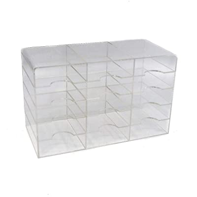 MJM Crystal Playing Cards Cabinet by TCC - Trick: Toys & Games