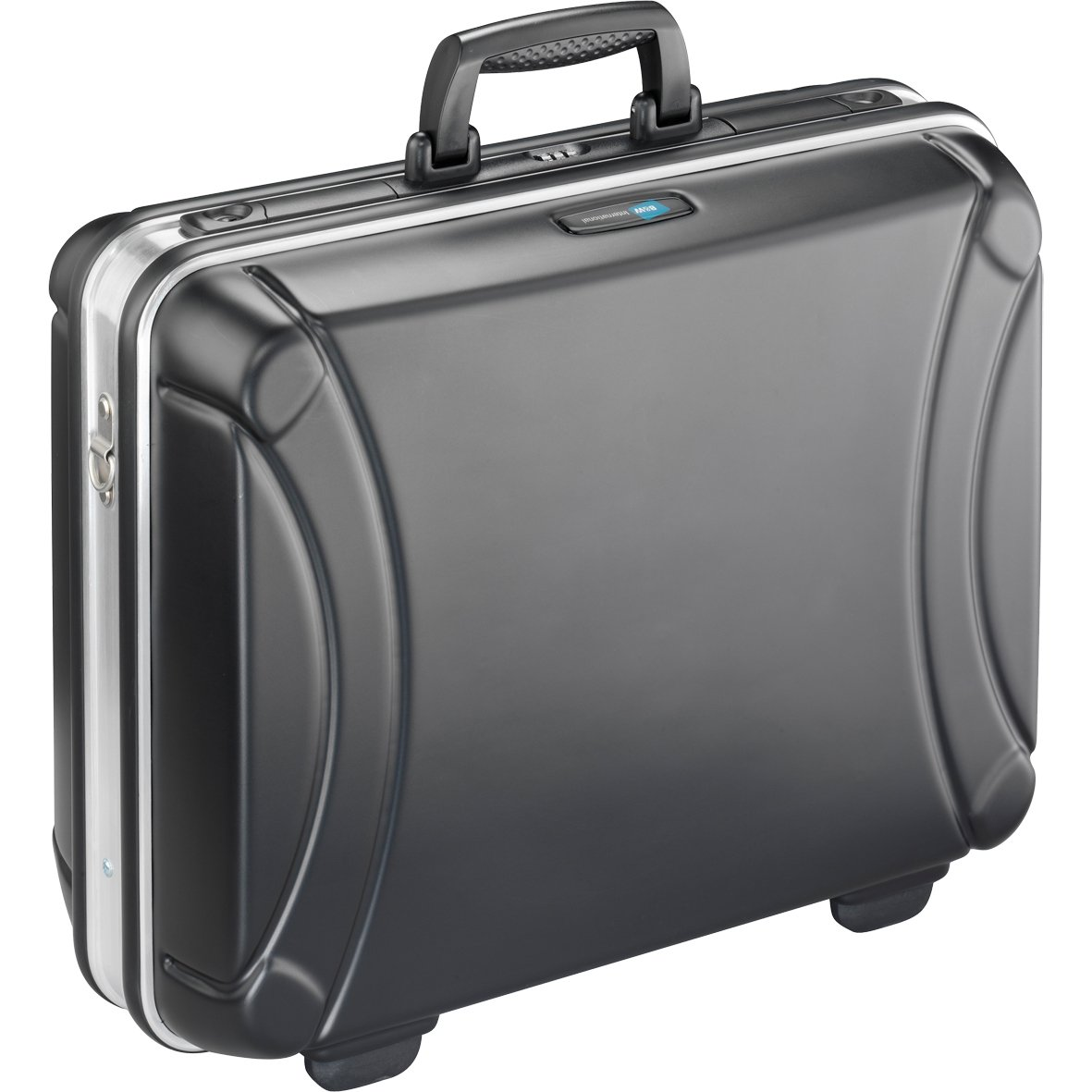 B&W International 115.05/P Barracuda Tool Case with Pockets Flight Ready, Black by B&W International B019T9B51A