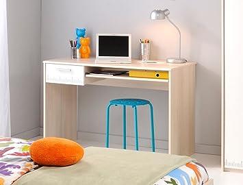 Chiron bureau acacia nb  cm table pour ordinateur