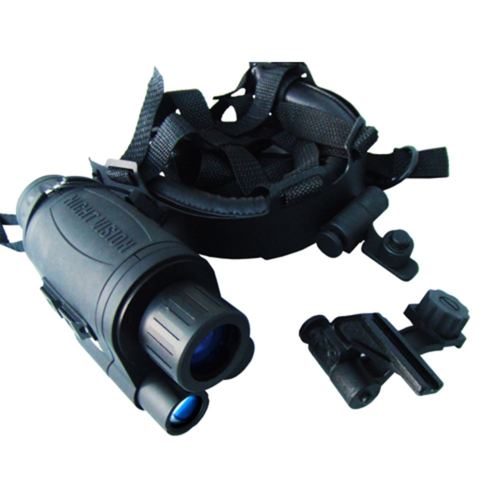 Bering Optics BE15126 Polaris Gen1 NV Monocular W/Headgear 1x26 by Bering Optics