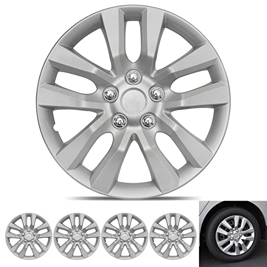 Amazon Com Bdk Nissan Altima Style Hubcap Wheel Cover For 16 Tires