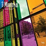 Montreal 2018 12 x 12 Inch Monthly Square Wall Calendar, Canada City