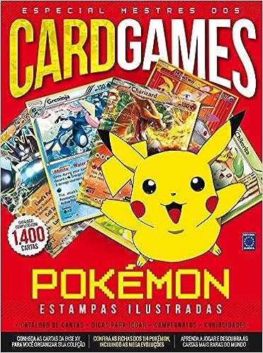 Especial Mestres dos Cardgames. Pokémon: Vários Autores ...