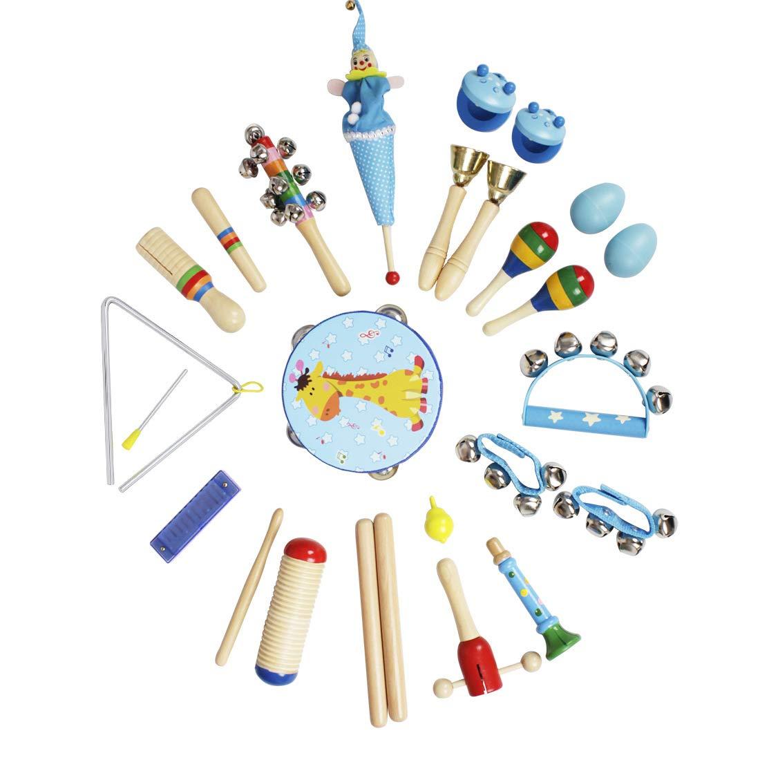 Instrumentos Musicales Infantiles Instrumentos Percusion