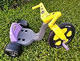 The Original Big Wheel Trike 16'' Gray & Purple