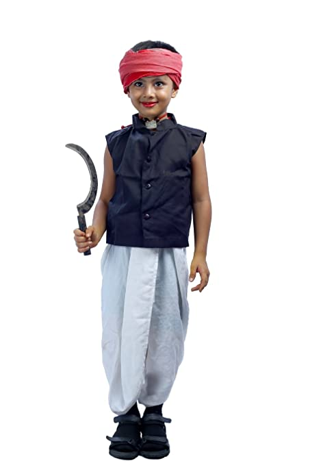Farmer Fancy dress costume for kids  sc 1 st  Amazon.in & Buy Farmer Fancy dress costume for kids Online at Low Prices in ...
