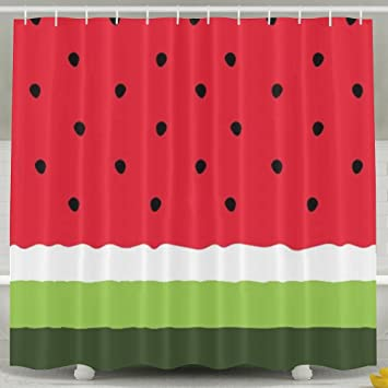 Bathroom Shower Curtain, Waterproof Bath Decorations Bathroom Decor Sets  With Hooks   Unique