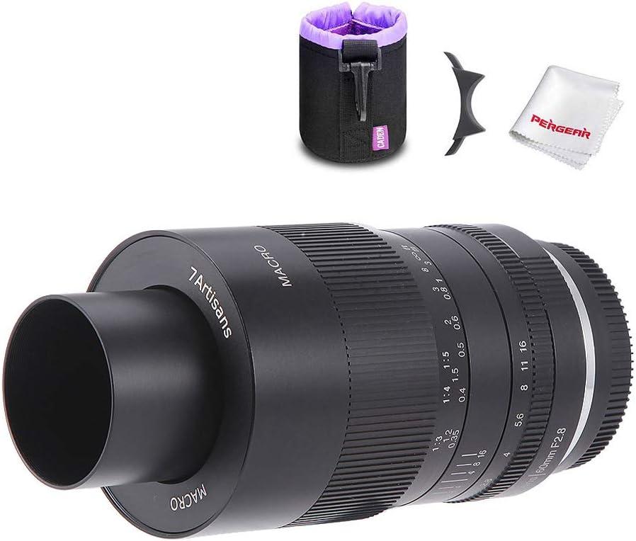 7artisans 60mm F2 8 Makro Objektiv Festobjektiv Mit Kamera
