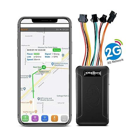 Amazon.com: SinoTrack Vehicles GPS Tracker ST-906, Real-Time ...