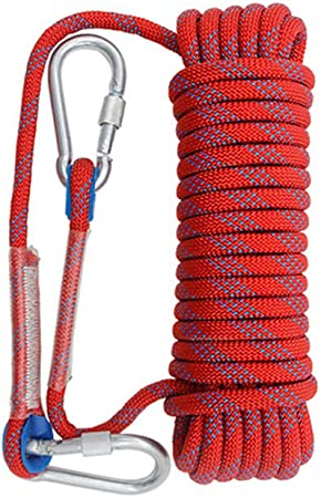 LIANCANG-Rope Cuerda de Escalada al Aire Libre, Cuerda de ...