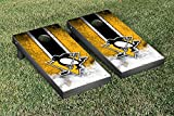 Pittsburgh Penguins NHL Regulation Cornhole Game Set Vintage Version