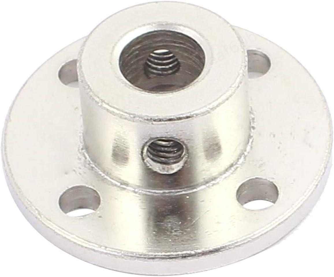 DULALA Couplage de pi/èces de Bricolage connecteur de Moteur de coupleur Rigide Arbre de Guidage du Moteur de couplage 3-12mm