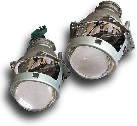 Led de voiture lumi/ère HID Bi-Xenon lentille Top Qualit/é Hi//Lo 7,6/cm