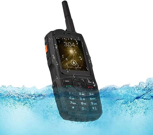 SLONG Radio walkie Talkie Smartphone, Multi-Idioma, Pantalla ...