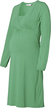 QUEEN MUM Womens Maternity Dress
